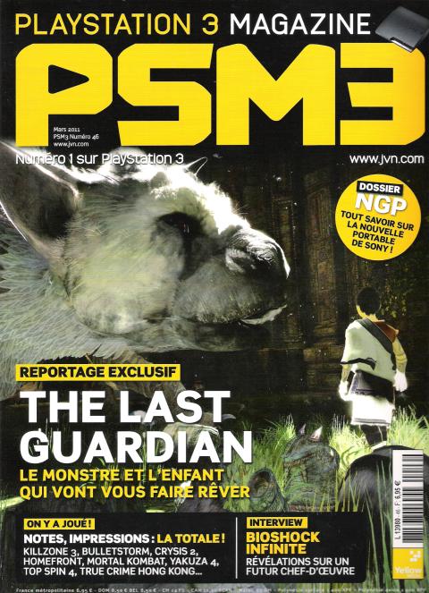 Les revues de jeux vidéos - Page 2 128642couv