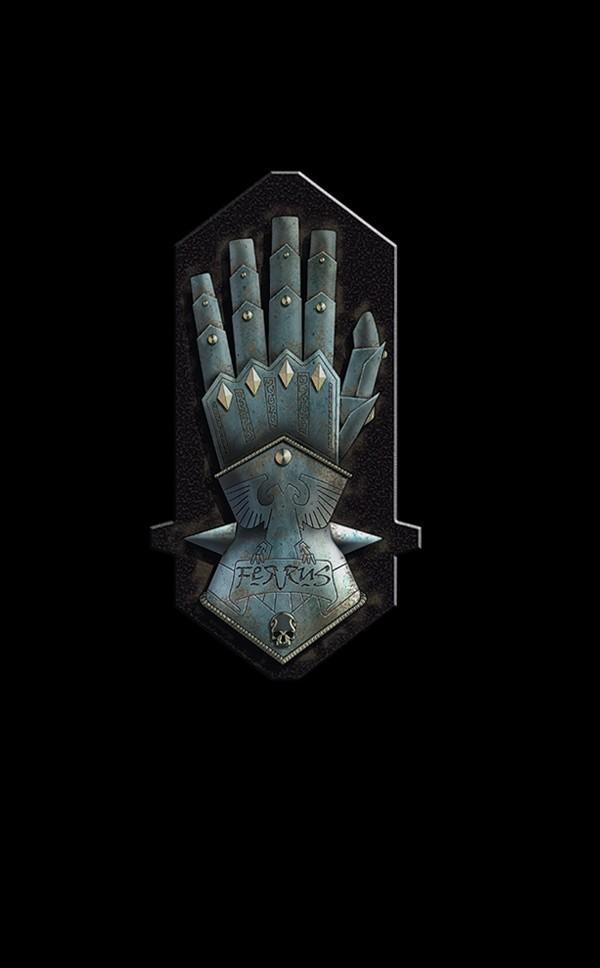 Iron Hands de Jonathan Green 128779podironhands
