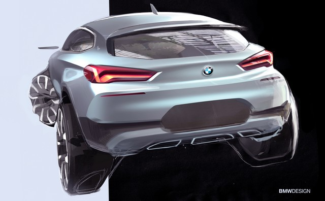La nouvelle BMW X2 Silhouette élégante, dynamique exceptionnelle 128901P90281589highResthebrandnewbmwx2