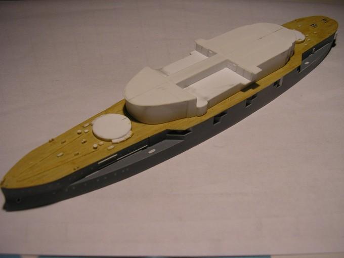 SMS Schleswig Holstein 1/600 chris 129308P3021021