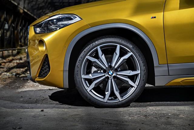 La nouvelle BMW X2 Silhouette élégante, dynamique exceptionnelle 129789P90278965highResthebrandnewbmwx2