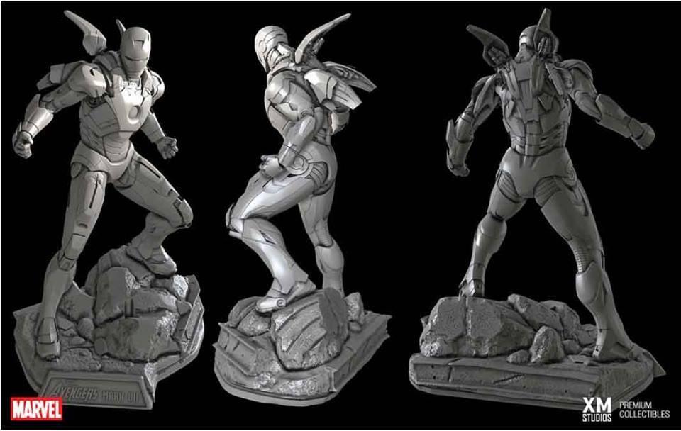 Premium Collectibles : Iron man MK VII - Page 2 132181104203548171106483459147647069176322763195n