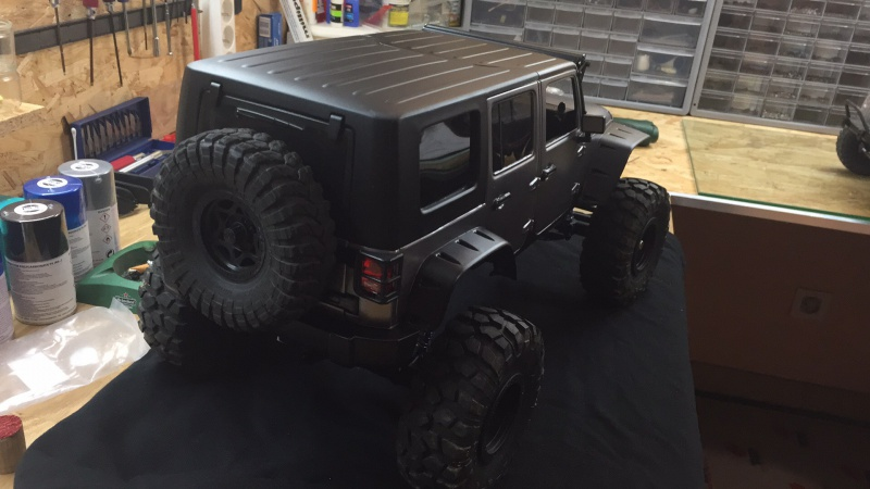 Jeep Rubicon Wraith New Bright - Page 2 133009IMG0843