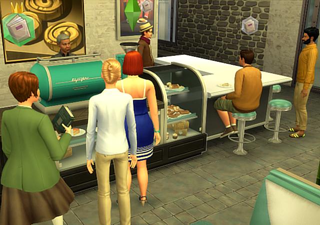 Groupe - Trop de sims pour le barista ! 13427603082016123722