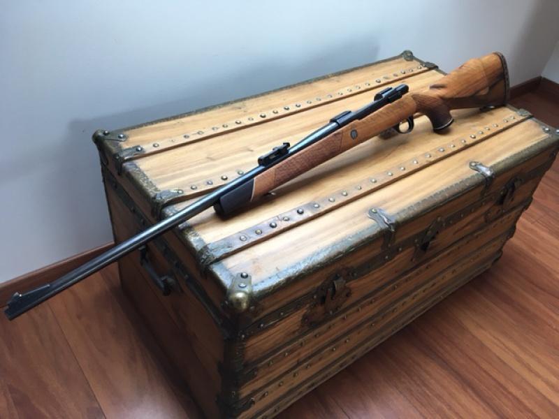 Présentation de ma collection de Rifle / Mosin - Schultz larsen - Marlin - Sako 135803IMG6672