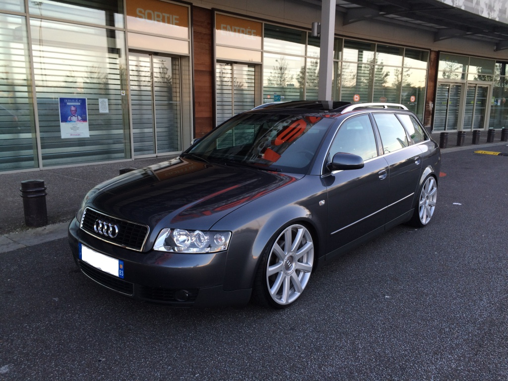 Audi A4 B6 Avant Fabe 135971IMG8364