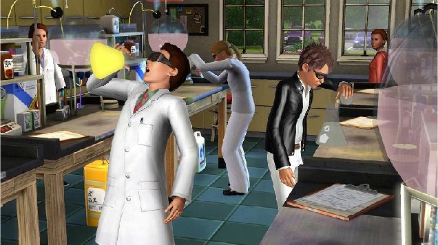 Les Sims™ 3 : Générations 136691generations002