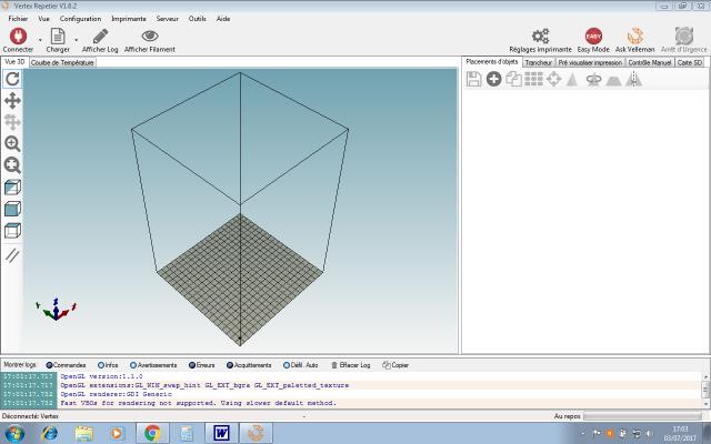 L'impression 3D: présentation du futur du maquettisme!  137631VertexRepetierPagegarde