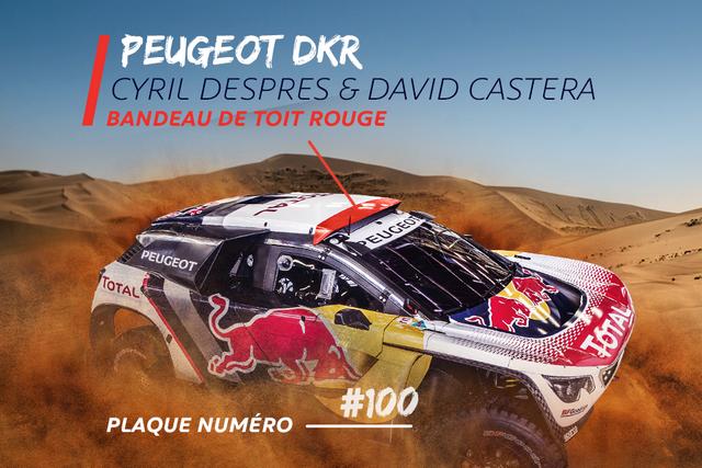 Peugeot dans les starting-blocks pour le Silk Way Rally ! 13868919875103