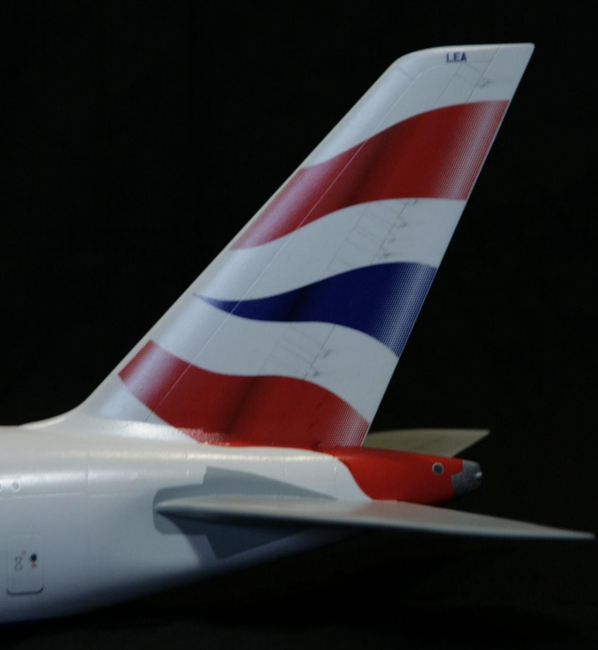 A380-800 British Airways Revell.1/144° 139015MG0710
