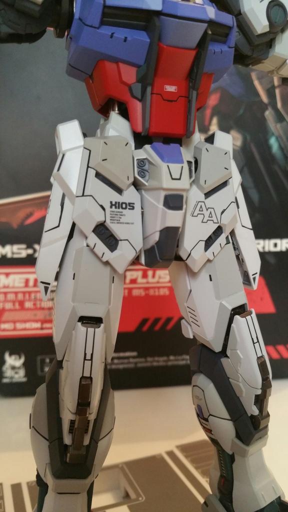 Review/Edito : Strike Gundam Metal Build 1/72 by Moshow la leçon Chinoise donnée a Bandai  139595201610061418371