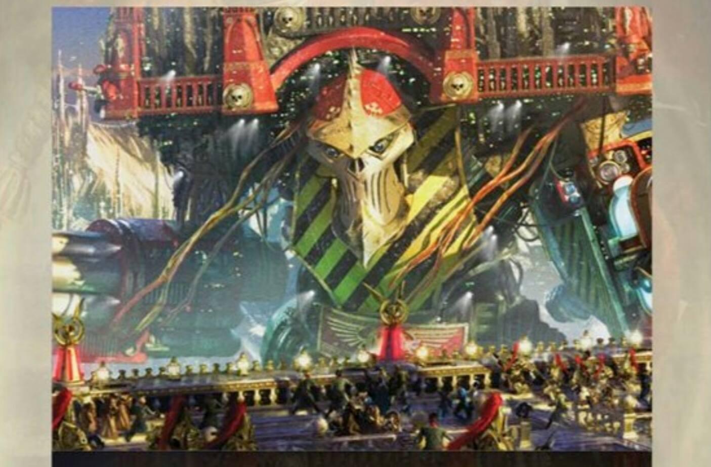 [W30K] Collections d'images : l'Hérésie d'Horus - Généralités et divers - Page 7 1396021491893912450957855513855675963101682889029o