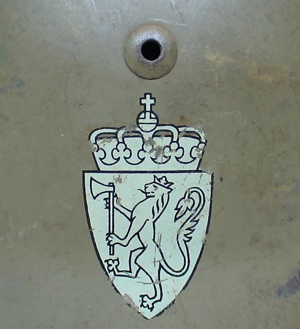 Casque Allemand M°35 Norvégien 140689DSC04044