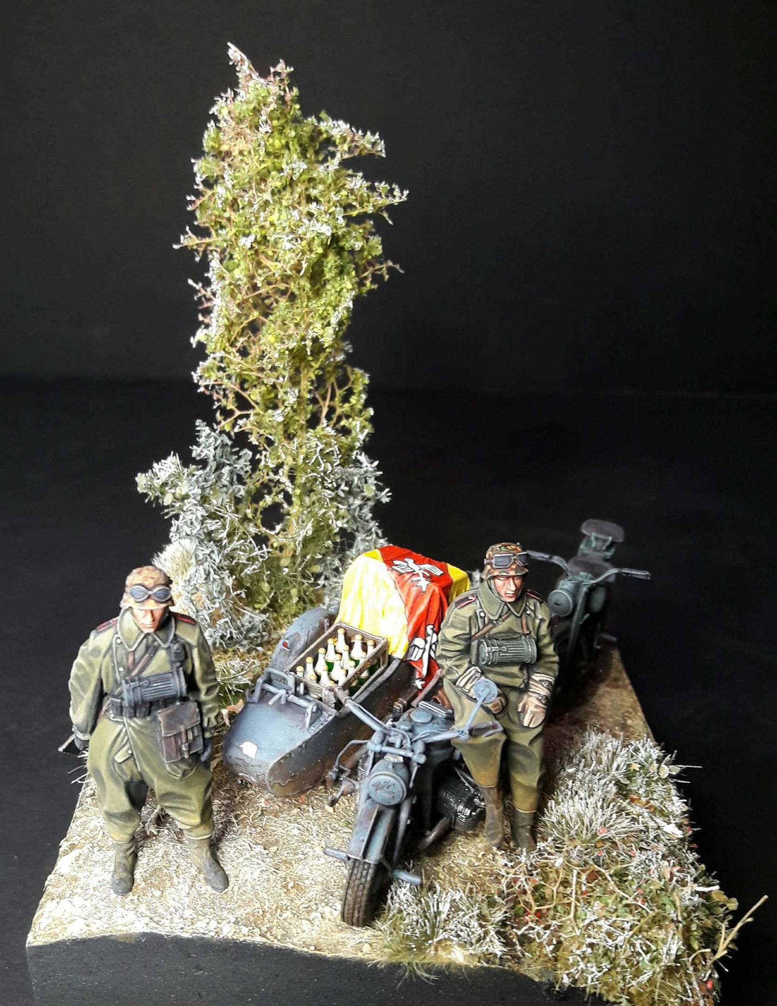 Zündapp KS750 - Sidecar - Great Wall Hobby + figurines Alpine - 1/35 - Page 5 14112220049407102118058490762121377487445o