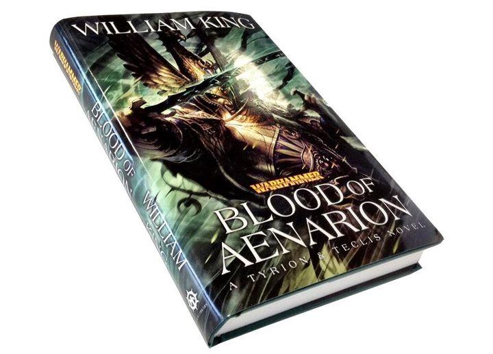 Le Sang d'Aenarion de William King - Page 2 141417bloodofaenarion