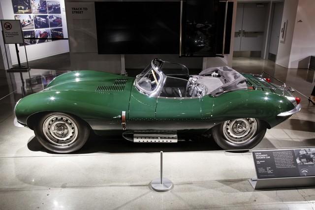 La « Nouvelle Jaguar XKSS D'origine » Dévoilée À Los Angeles  141486xksspetersenmuseum010