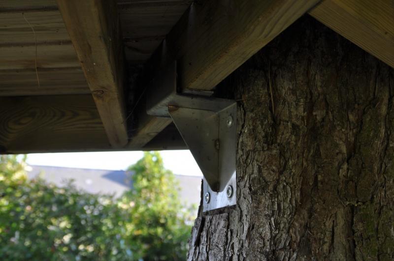 Projet de toboggant pour la cabane dans les arbres de mon fils, vos idées? - Page 3 141498Cabane18