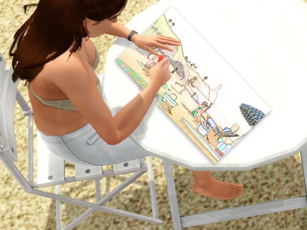 [Galerie] Studio Linette 141663Linettedessinezoomdessin