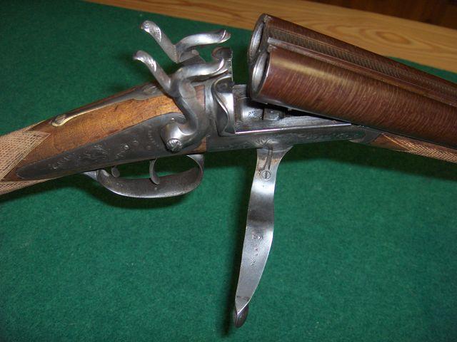 fusil chasse St Etienne 1448516se