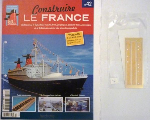 Le france  au 1/250è - hachette-Amati - Page 6 145437Fasc042r