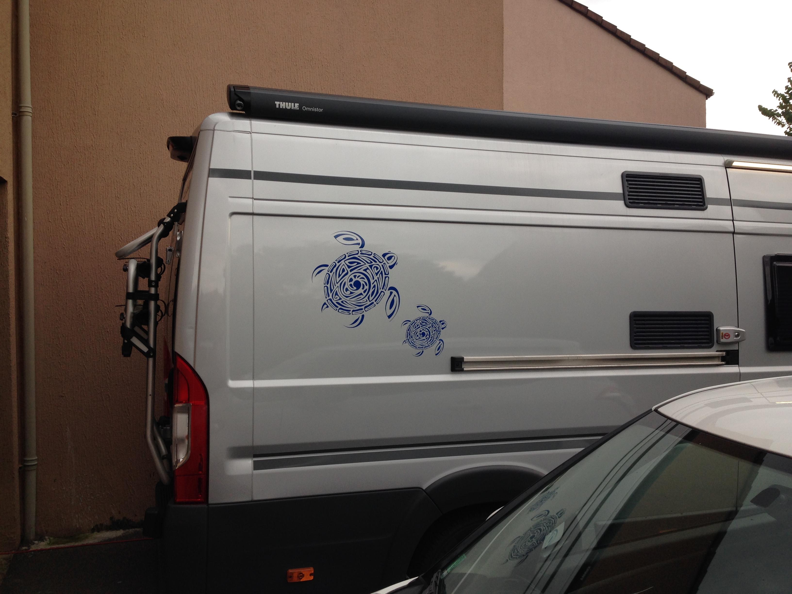 Verrous Van Lock Thule porte latérale 145464IMG25622