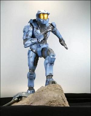 Halo 3 statues Kotobukiya 145733koto1bleu