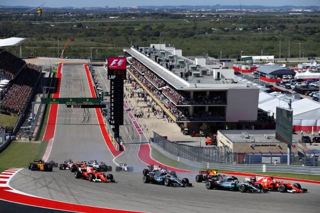 F1 GP des États-Unis 2017 : victoire Lewis Hamilton, titre constructeur pour Mercedes 145790865175040