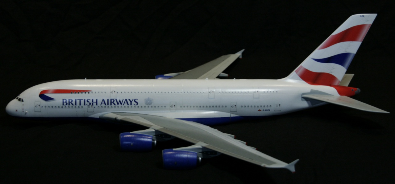 A380-800 British Airways Revell.1/144° 146095MG0712