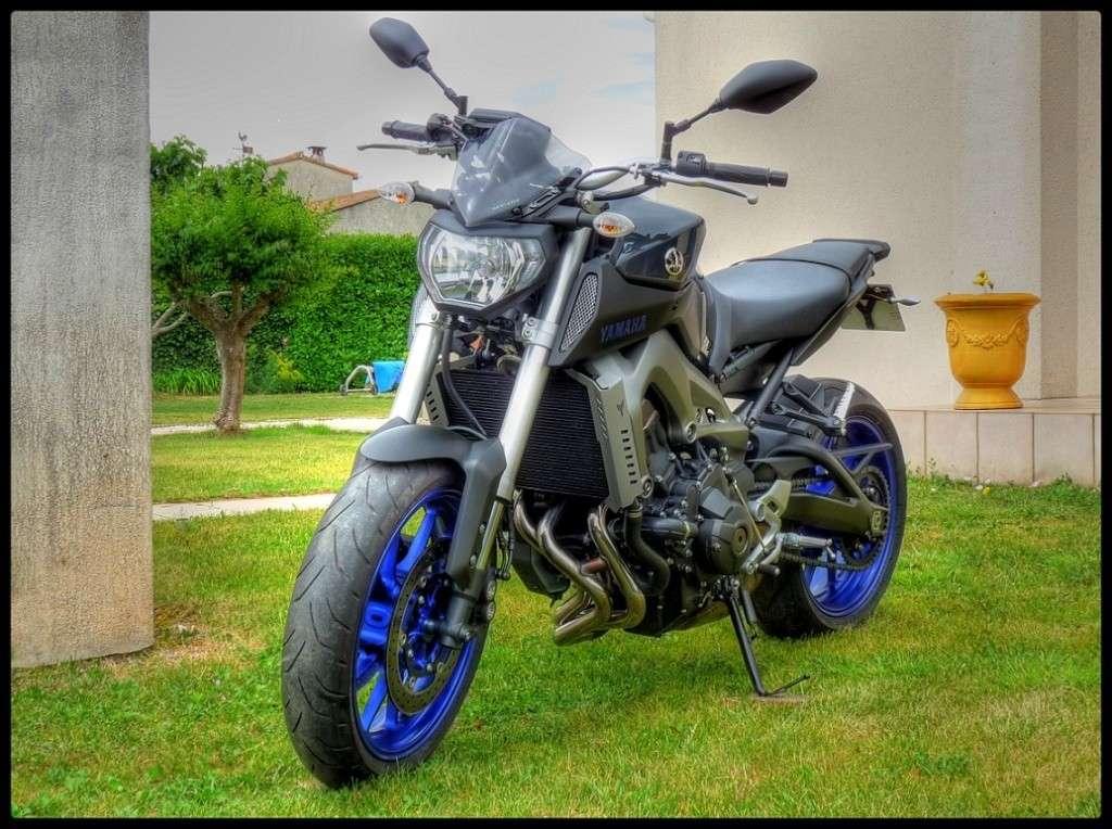 Photos de toutes les Yamaha MT-09 du forum ! :) 147154YTytastreet