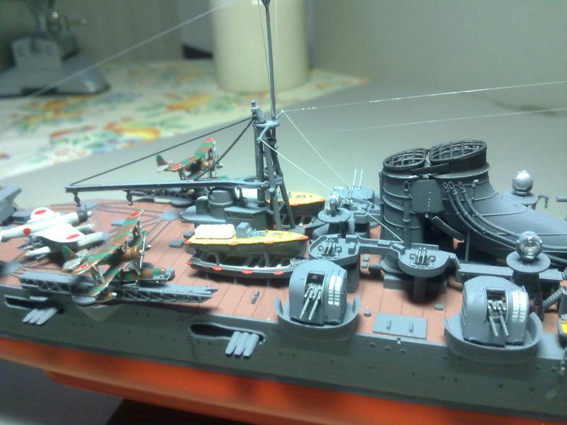 Croiseur lourd Mogami au 1/350 ème TAMIYA 148007190120111117