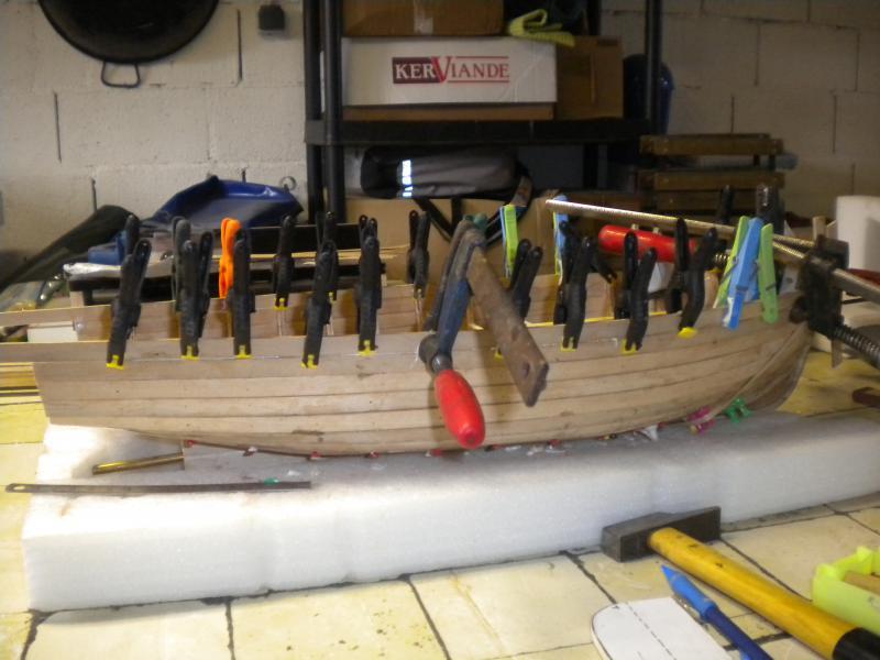 barque chalutiére au 1/20è d'après plans 148075DSCN2153