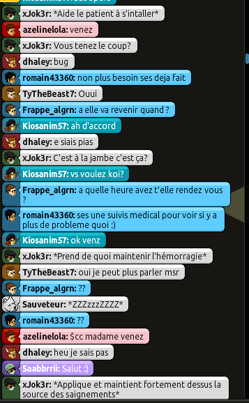[xJok3r] Rapport d'action RP | Chirurgien - Page 2 148253352