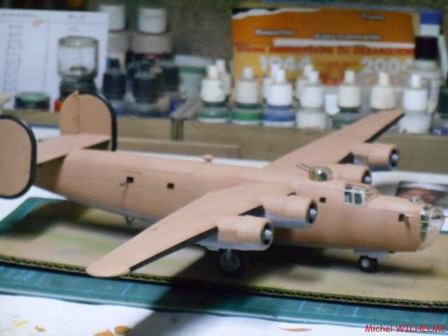 B24.D LIBERATOR kit 1/72 Revell 149541DSCN8498Copier