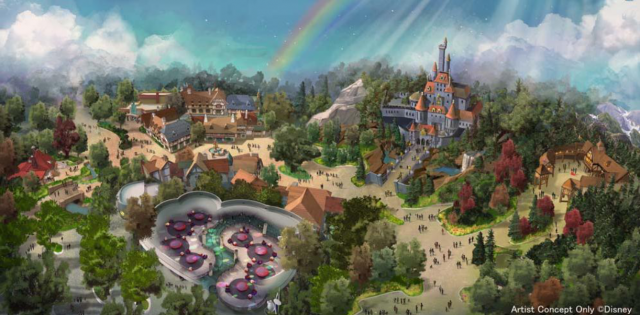 [Tokyo Disneyland] Nouvelles attractions à Toontown, Fantasyland et Tomorrowland (15 avril 2020)  - Page 2 151254w450