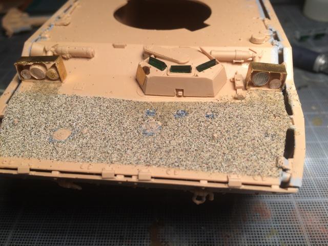 AMX 10 RCR SEPAR maquette Tiger Model 1/35 151438IMG3792