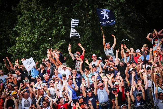 Rallycross - Beau podium de Sébastien Loeb et la PEUGEOT 208 WRX à domicile 1518212016RXFrance892