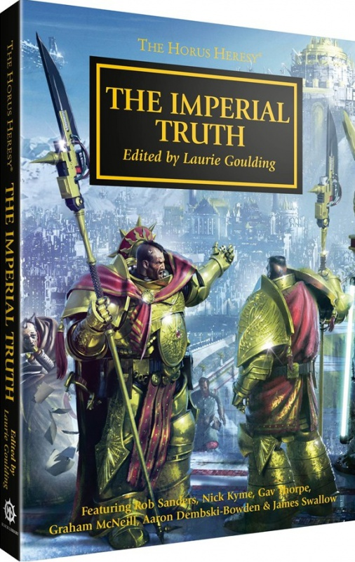 [Horus Heresy] The Imperial Truth - Anthologie 151982Sanstitre2