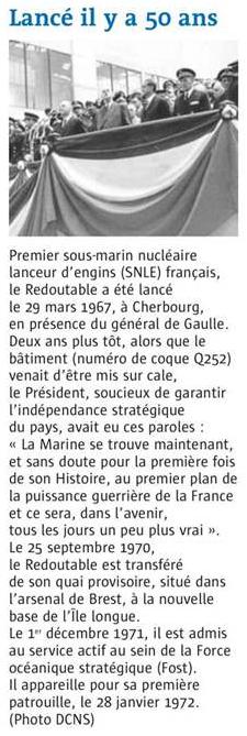 LE REDOUTABLE (SNLE) (Sous surveillance spéciale) - Page 30 152254Sanstitre13