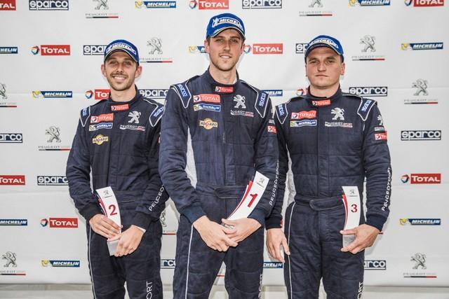 La Peugeot 308 Racing Cup Se Joue Des Conditions ! 153390595932af58512