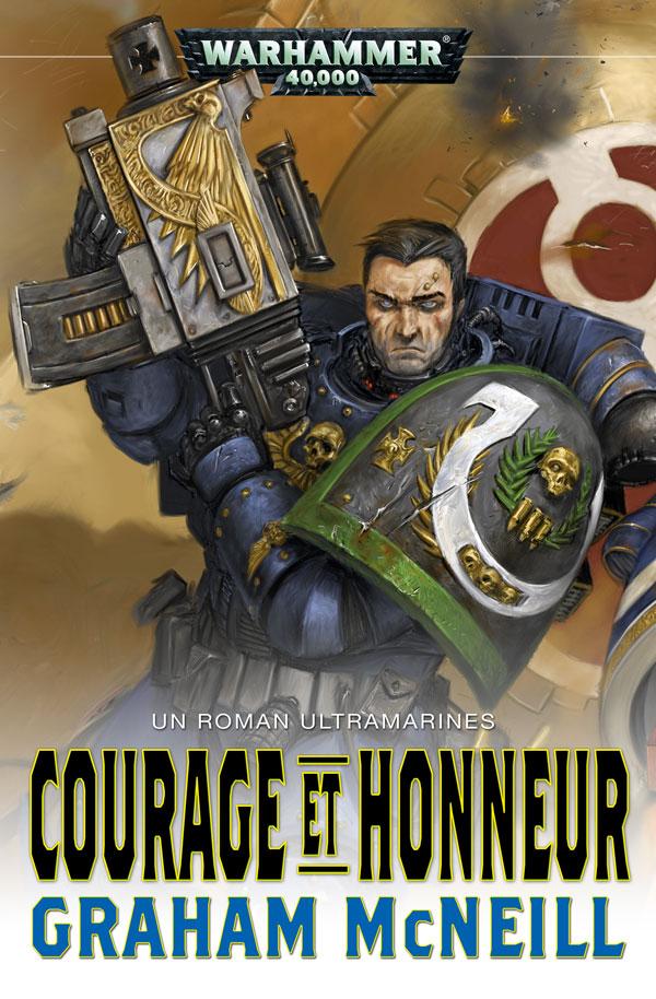 Champ de mort / Courage et Honneur (Uriel Ventris Tome 4 et 5) 153665FRCourageHonour
