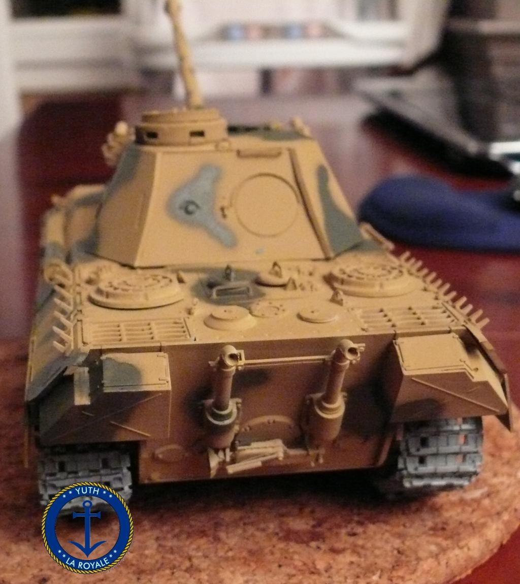 Panzerkampfwagen Panzer V Panther Ausf D. - Page 3 155422panther16