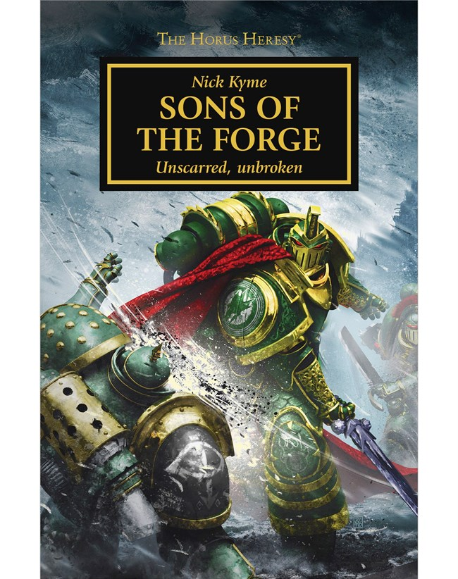 Programme des publications The Black Library 2016 - UK - Page 8 155487BLPROCESSEDSonsoftheForgecover