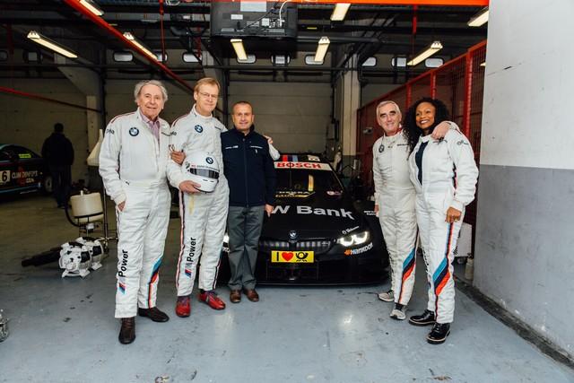 BMW a officialisé le 9 mars son partenariat avec le Circuit de Nevers Magny-Cours  156143P90250621highRespartnershipbetween