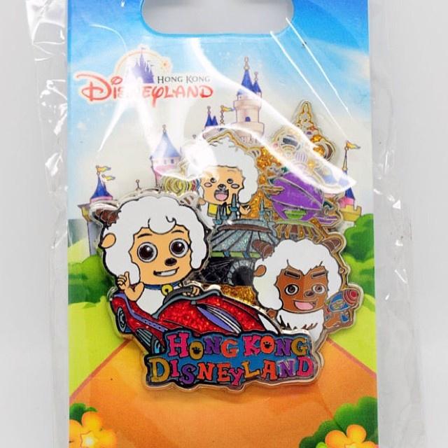 "(merchandising) ""The Pleasant Goat and Big Big Wolf"" arrive à Hong Kong Disneyland 156304pg2"