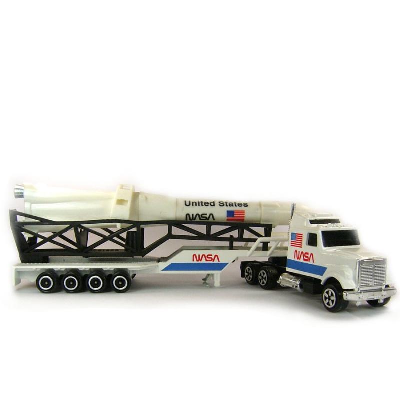 N°610 White Transport Fusée 1571308220
