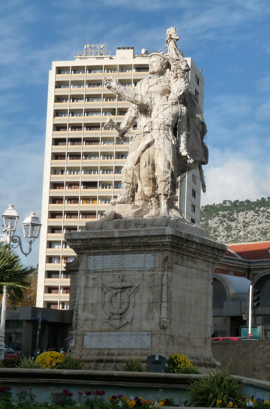 SPORTING TOULON VAR //GAZELEC D'AJACCIO ..DE LA PROVENCE A L'ILE DE BEAUTE  157542P1120682jpg