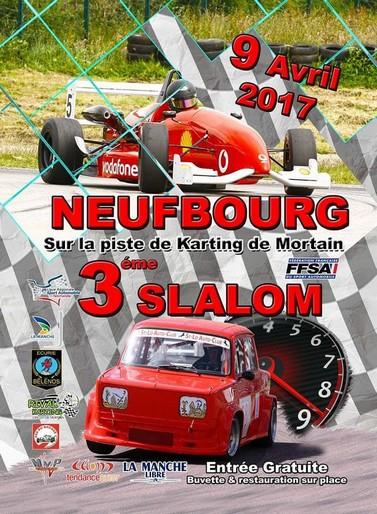 3ème Slalom Du Neufbourg 9 avril 2017 157548FBIMG1491168482955