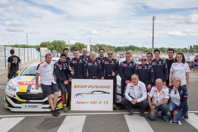 RCZ RACING CUP - Nicolas Milan et David Pouget dos à dos au Mans 15805257d426230c97a