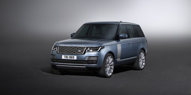 Le Nouveau Range Rover intègre dans sa gamme une motorisation essence hybride rechargeable 158478rr18mystatic10101703