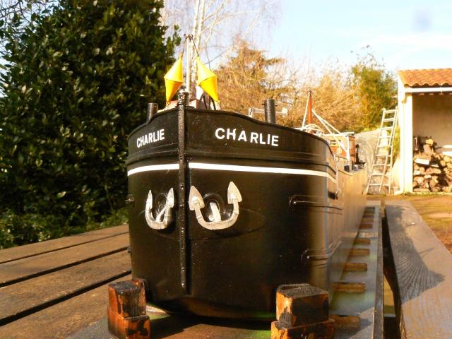 "Peniche ""Charlie"" (Plan MRB Jumetois ) 159326P1200845"